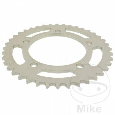 Esjot Rear Sprocket 40T 525P Aluminium Silver BMW S 1000 XR ABS DTC 2017