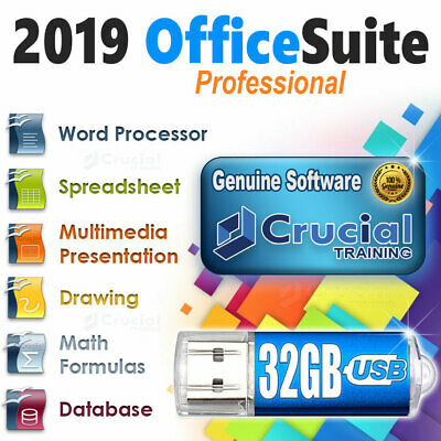 OPEN OFFICE SUITE v  4 1 6 - 2019 Professional for Microsoft Windows