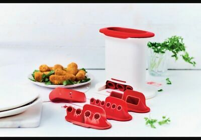set Croquetero tupperware