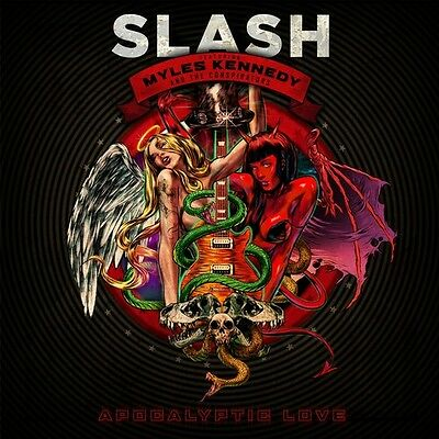Slash - Apocalyptic Love [New CD] Deluxe Edition, Digipack Packaging