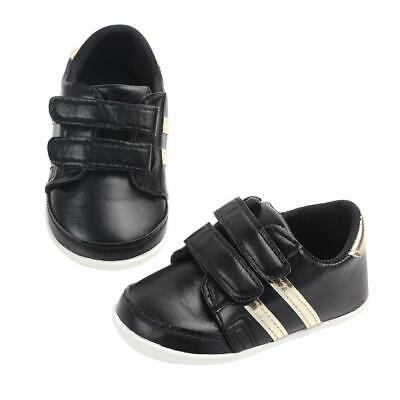 Baby Shoes Soft Sole Anti-skid PU Leather Shoe For Infant Toddler Boys Girls