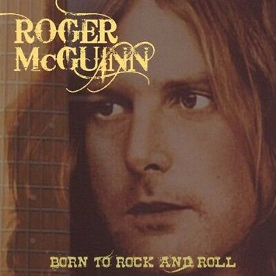 Roger McGuinn - Born to Rock & Roll [New CD]