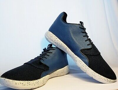 25a9e91f3fb Men s Nike Jordan Eclipse Suede Off Court Shoes Blue Obsidian Sz 9.5 724010 -401