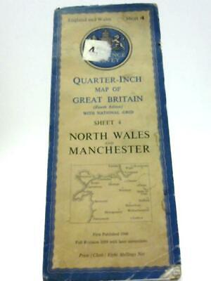Ordnance Survey Quarter-Inch Map Sheet 4 (Ordnance Survey - 1946) (ID:57521)