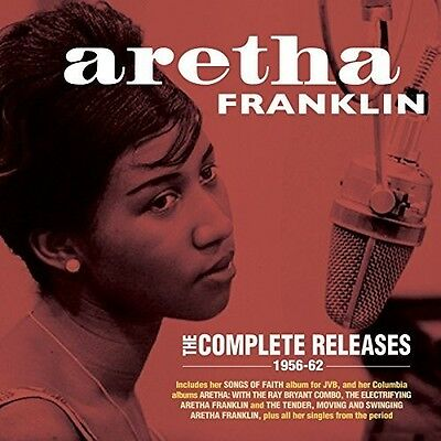 ARETHA FRANKLIN - Complete Releases 1956-62 [New CD] - $12 30 | PicClick