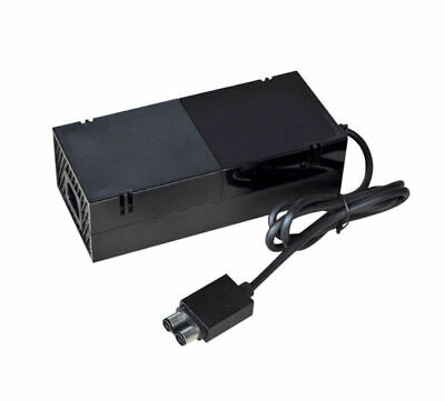 New Plug Mains Power Supply Adapter Charger Cable Charge For Microsoft Xbox One