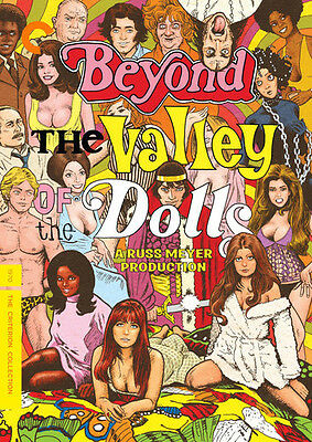 Beyond The Valley Of Dolls - 2 DISC SET (2016, DVD New)