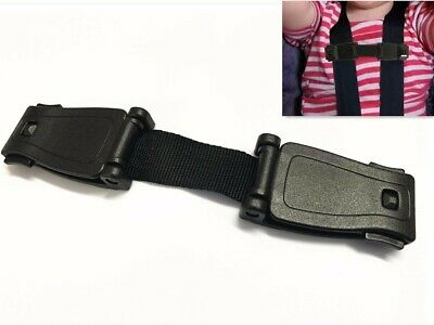 Car Baby Safety Seat Strap Child Toddler Chest Safe Harness Lock Buckle Clip