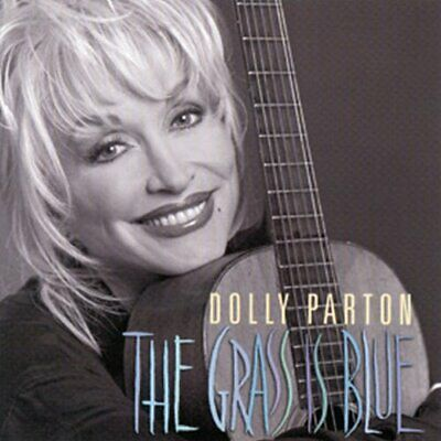 Dolly Parton - The Grass Is Blue - Dolly Parton CD 7TLN The Cheap Fast Free Post