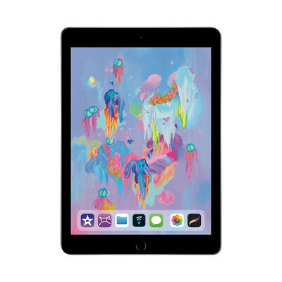 "NUEVO Apple iPad 9.7"" 32GB Wi-Fi Version - Space Grey (2018 Version)"