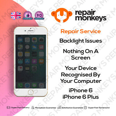 Repair Service For Iphone 6 6 Plus Backlight Ic Nothing On A Screen