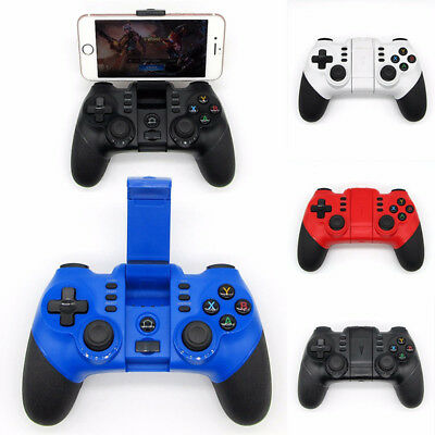 Wireless Bluetooth Gamepad Game Controller For Android iPhone TV Box Tablet