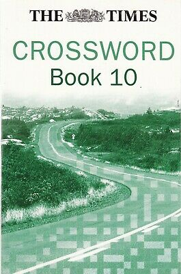 Times Cryptic Crossword Book 10: 80 of the world's most famous crossword puzzles