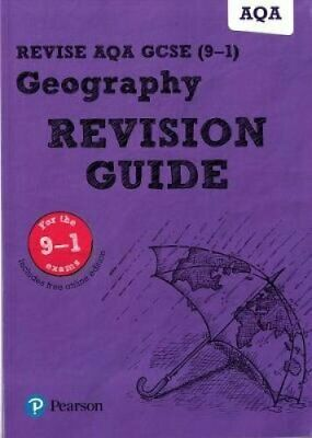 Revise AQA GCSE Geography Revision Guide: (with free online edition) by Rob...