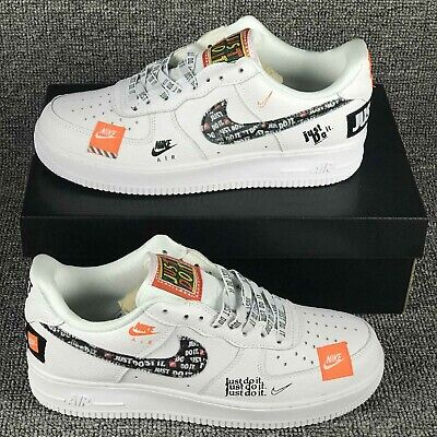 2019Nike Air Force 1 07 LV8 JDI Just Do It AF1 One Mens Sneakers Shoes Pick 1