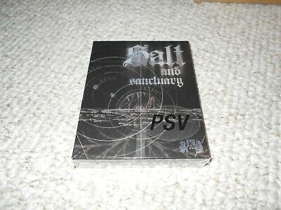 Salt and Sanctuary PS Vita Limited Run Collector Edition Sealed Brand New