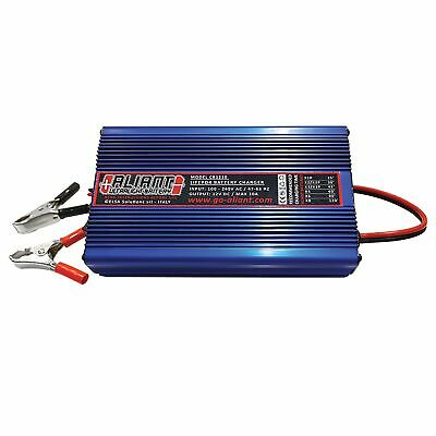 Aliant 12V 10AMP Motorcycle Bike Lithium Battery Charger Charging - CB1210