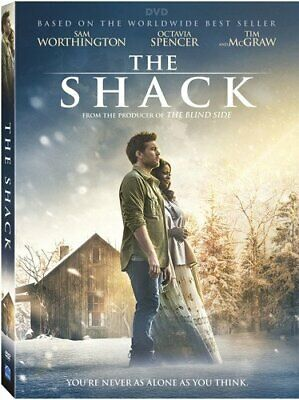 The Shack - DVD  GXVG The Cheap Fast Free Post