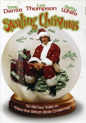 Stealing Christmas [New DVD] Ac-3/Dolby Digital, Dolby, Subtitled, Widescreen