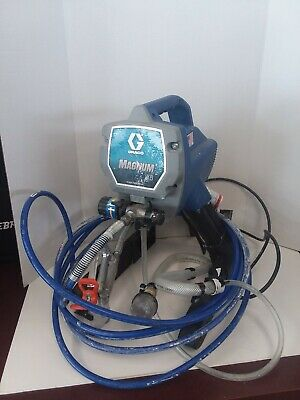 Graco Magnum X5 Electric Airless Paint Sprayer - 8/L49464A
