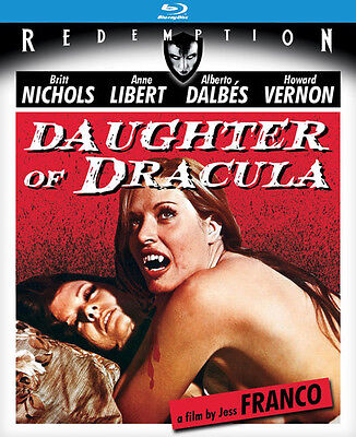 Daughter Of Dracula (1972) (2016, Blu-ray New)