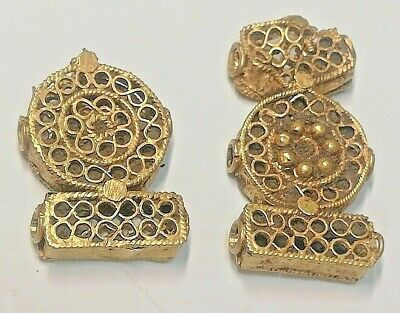 Ancient Antique Byzantie Gold Jewelry