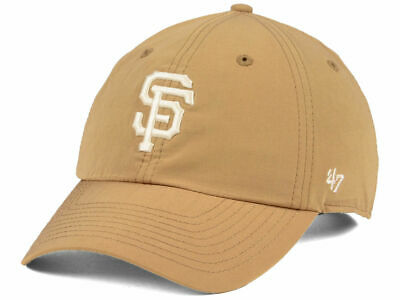 low priced 8d8b7 a76f1 San Francisco Giants MLB Harvest CLEAN UP Team Cap Hat Wheat Strapback  Baseball