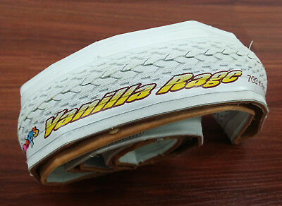 TR730YL 2 Road Bicycle tires Fixie Pops Duro 700x24 Skidding Fixed Racing Yellow
