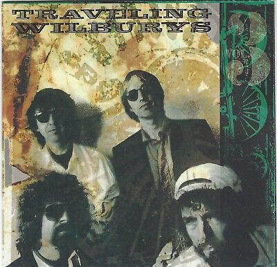THE TRAVELING WILBURYS Volume 3 MINT CD Original 1990 BOB DYLAN Tom Petty