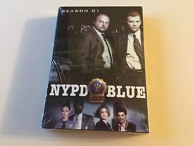 DVD - NYPD Blue - The Complete First Season 1 - NEW - One