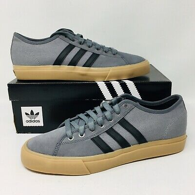 buy online b7652 ceaf7  NEW  Adidas Originals Matchcourt RX (Men Size 11) Grey Tennis Shoes  Sneakers