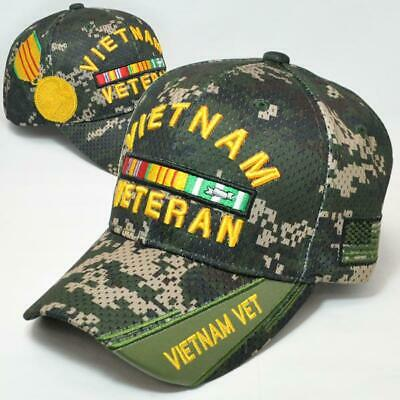 Apparel Accessories Men's Hats Vietnam War Mitchell Camouflage Camo Boonie Bush Hat In Sizes To Have A Unique National Style