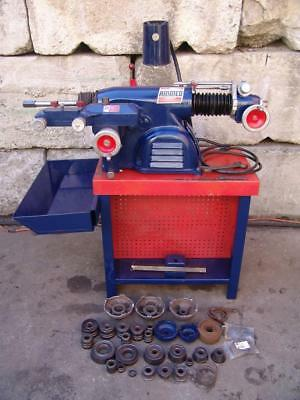 AMMCO 4000 BRAKE LATHE DISC / DRUM 6950 TWIN FACING CUTTER with EXTRAS