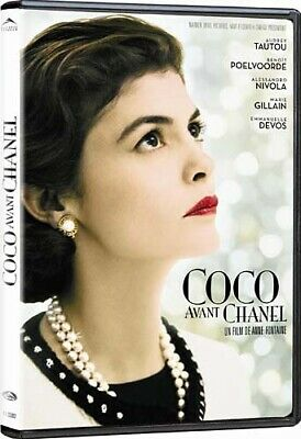 Coco Avant Chanel (Bilingual) *new Dvd************