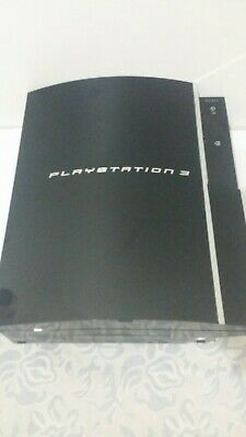 Ps3 cecha01 backwards compatible system Ps3 ps2 ps1 60GB tested updated 500GB HD