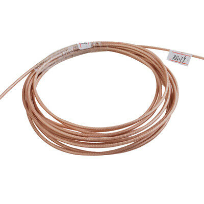 RF Adapter Connector RF Coaxial cable M17/94-RG179 /150 Feet Coax Cable 75ohm