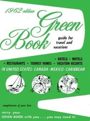 The Green Book: 1962 Facsimile Edition Travelers Vacations Guide Gift Brand New