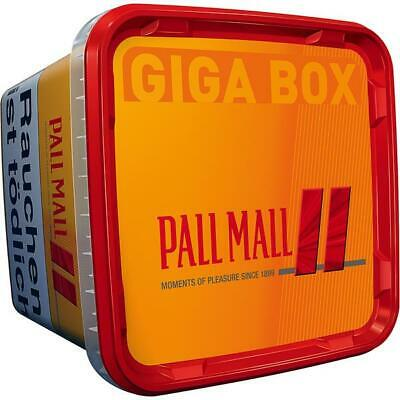 2 x 290g Pall Mall Allround Mega Box Eimer