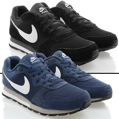 low priced 520ec 6563d Chaussures Neuves Nike Md Runner 2 Homme Baskets de Sport Original Loisir