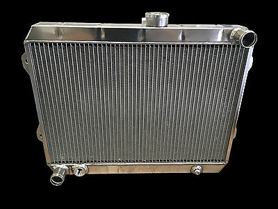 Lotus Sunbeam Radiator.