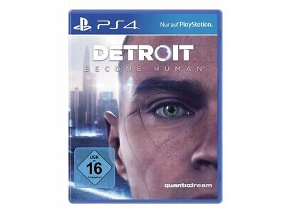 Detroit - Become Human [PlayStation 4] - SEHR GUT
