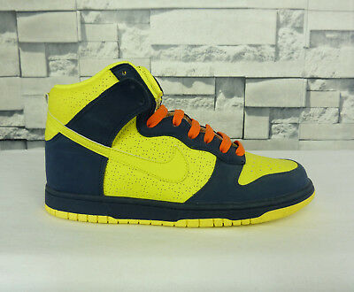 new style f8502 c2ab4 Nike Dunk High Hi Sneakers Baskets Taille 8.5 Us 42 Fr Collector Deadstock