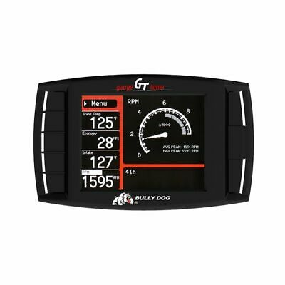 Bully Dog GT Gauge Tuner Gas Programmer, Ford Car/Truck; 40410-FORD