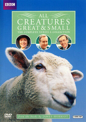 All Creatures Great & Small: The Complete Seri *new Dvd