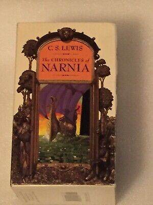 The Chronicles of Narnia Paperback 7 Book Boxed Set C. S. Lewis 1994  Collection