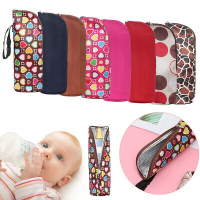 Constant temperature Insulation Bags Bottle Warmers Organizer Baby Food Storage