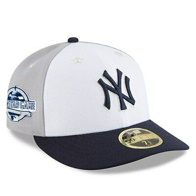 new style fea55 62fe3 New York Yankees New Era 2018 MLB All-Star Game On-Field Low Profile