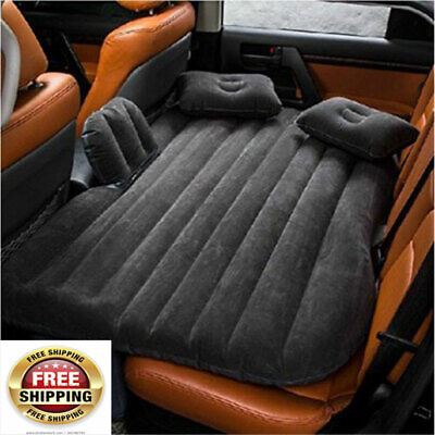 Truck Air Mattress Dodge Ram Ford Bed Sleeping SUV Car Inflatable Backseat Couch