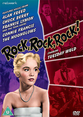 Rock, Rock, Rock! DVD (2009) Tuesday Weld