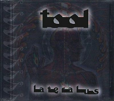 TOOL - LATERALUS CD ~ Anatomy Booklet MAYNARD JAMES KEENAN (PERFECT CIRCLE)*NEW*